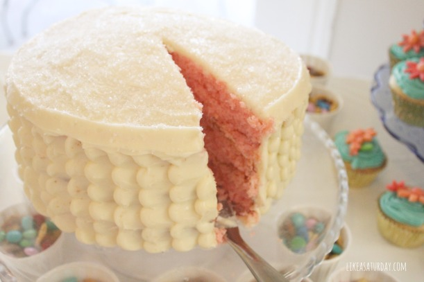 10 Awesome DIY Mother's Day Gifts : Bake a Cake